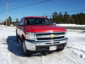 2013 CHEV SILVERADO 1500 PICK UP TRUCK