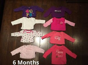6 Month long sleeves