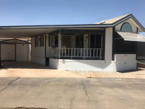 Cocopah Rv park , park model for rent in yuma