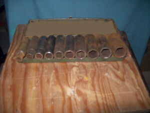 1/2 inch Impact Socket Set