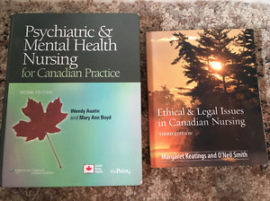 Psychiatric and Mental Health Nursing; Ethical & Legal Issues