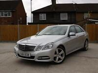 2011 Mercedes-Benz E Class E220 CDI Turbo Diesel Avantgarde Blue Efficiency 7G-T