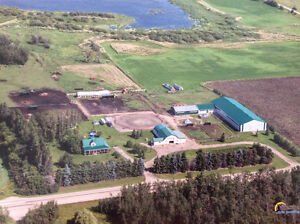 Unreserved Real Estate & Farm Sale for Sylvain & Sylvie Nadon
