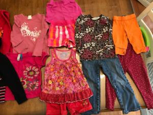 Vêtements de fille 2-3 ans (Marques)