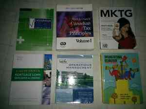 Various Older Edition Textbooks - $10 ea. OBO