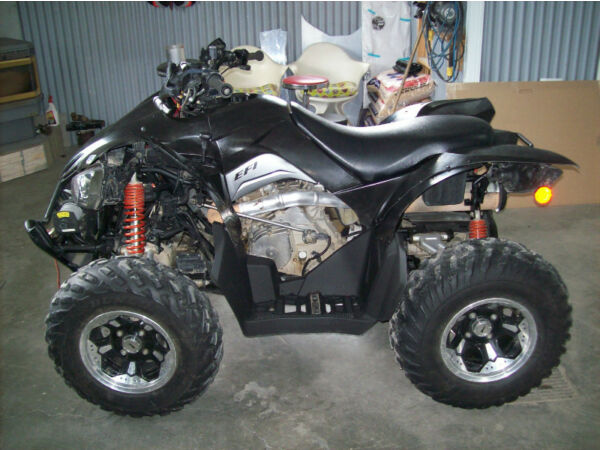 Used 2011 Arctic Cat xc