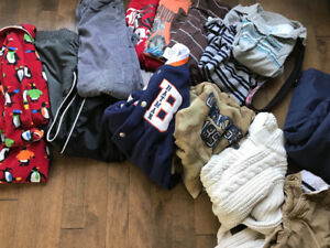 Boys size 5 clothes
