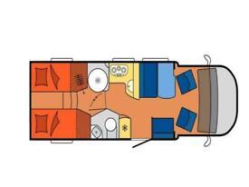 2021 HOBBY Optima De Luxe T70 GE