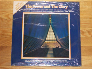 Mint, Unplayed 1983 'The Power And The Glory' Christian Hymns LP