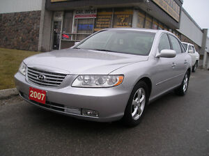 2007 Hyundai Azera SE LEATHER