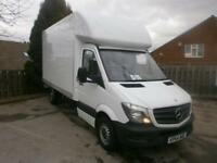 Mercedes-Benz Sprinter 313 LUTON 3.5T EURO 5 DIESEL MANUAL WHITE (2014)