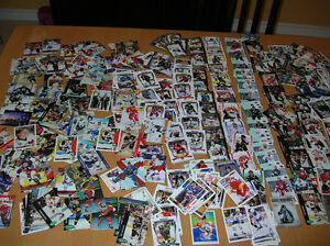 Hockey Cards Lot of 2000 pc Mix