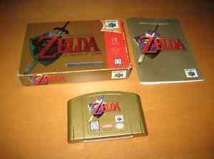 Looking for Zelda Ocarina of Time Collector's Edition!