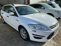 2012 Ford Mondeo 2.0 TDCi EX POLICE DOG VAN K9 UNIT 2 LARGE KENNELS FANS AIRCON