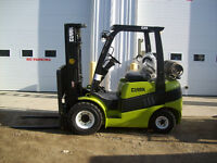 FOR SALE-NEW & USED FORKLIFT--TELEHANDLERS--BOOMLIFTS