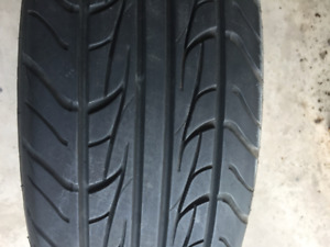 "2 Like-New + 2 Used P/215/70R 15"" Summer Tyres w/ ALLOY Rims"
