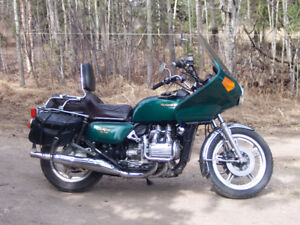 Honda Goldwing 1978