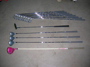 For Sale womens left hand Wilson golf clubs