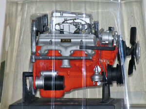 Liberty Classics Corvette 327 Fuel Injected Engine 1:6 Diecast