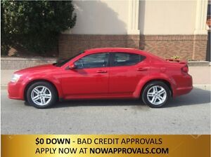 2014 Dodge Avenger SXT   ONLY  $66.82 A WEEK + TAX OAC Windsor Region Ontario image 5
