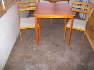 Table and 2 chairs for sale $65.00