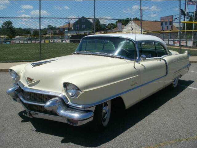 Image 1 of Cadillac: DeVille Yellow
