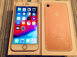Unlocked 32GB Iphone 7 in 10/10 Condition