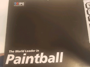 10 Person Paintball package