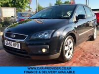 2006 FORD FOCUS ZETEC CLIMATE 1.6 FULL SERVICE HISTORY 2 KEYS LONG MOT 116 BHP