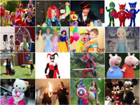 KIDS CHARACTERS AND ENTERTAINMENT SERVICE
