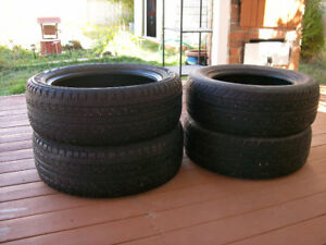 Used Tires for Sale: 225/60 R17 and 245/50 R20