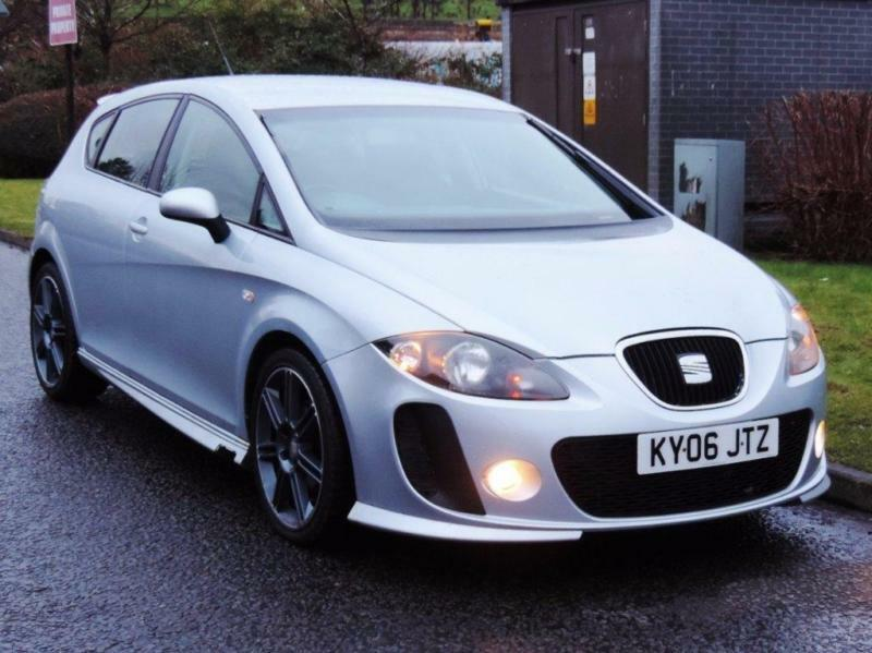 2006 seat leon 2 0 fsi reference sport 5dr in glasgow gumtree. Black Bedroom Furniture Sets. Home Design Ideas