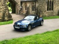 BMW Z3 30i Blue Manual Petrol, 2000