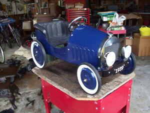 PEDAL CAR 1932 FORD
