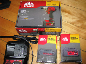 Snap-On / MAC Tools / Ingersoll Rand / Klein / Ridgid / Imperial