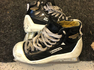 Men's goalie skates Bauer size 6