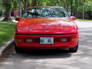 1990 Ford Probe GT Hatchback COLLECTOR VEHICLE