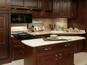 **KITCHEN AND BATH CABINETRY AT WHOLESALE PRICE**