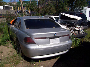 !! BMW 745! 2003 for Parts !!