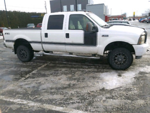 Ford F350 lariat super duty