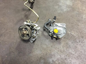 SUBARU WRX STI EJ207 VERSON 8 AND V9 OEM POWER STEERING PUMP