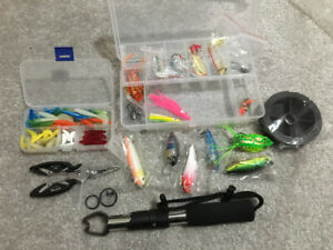 Brand New Fishing Lures and Fishing Tools