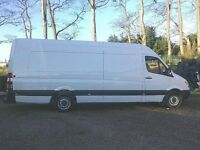 Fully insured Man and big van for single item to full load/Motorbike recovery cover all birmingham