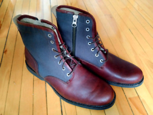 Bottes timberland comme neuves (Pointure 8)