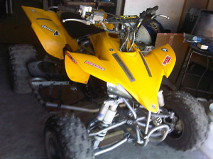 2006 Yamaha yfz 450 special edition good shape for sale or trade