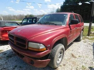 DODGE  DURANGO-DAKOTA 1998 ***PARTS OUTS***