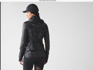 Lululemon Goal Crusher Jacket  Size 4