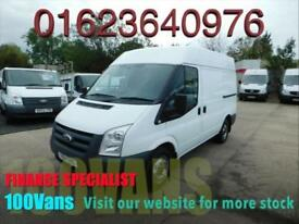 FORD TRANSIT 2.2TDCi DURATORQ 85PS T280 M/ROOF SWB AIR/CON PARKING SENSORS