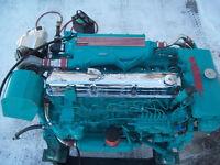 Ford Lehman Sabre 255 HP 6 Cylinder Marine Diesel Engine