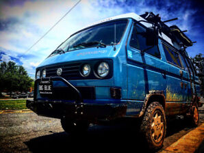 1984 Westfalia Syncro Fully Restored